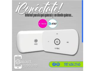 Modem Portatil Sin Contrato, Smart Solutions Repair Puerto Rico