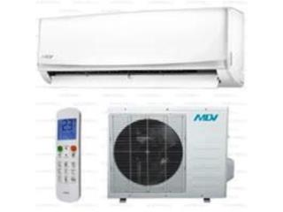 Guaynabo Puerto Rico Equipo Comercial, NEW MDV BY MIDEA 20 SEER 18BTU $799