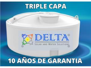 Reservas de agua, DELTA SOLAR CORP. 787.413.4114 Puerto Rico