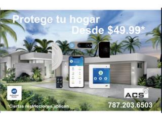 #1 in Smart Home Security since 2004, ACS PUERTO RICO Puerto Rico