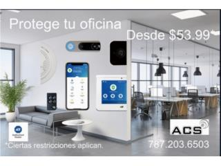 #1 in Smart Business Security since 2004, ACS PUERTO RICO Puerto Rico