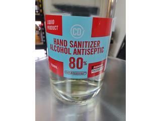 ALCOHOL ANTISEPTICO 80% 750ML, WSB Supplies U Puerto Rico