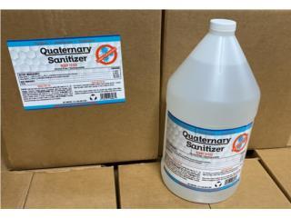 Sanitizer desinfectante liquido al por mayor, carlitosairconditioning Puerto Rico