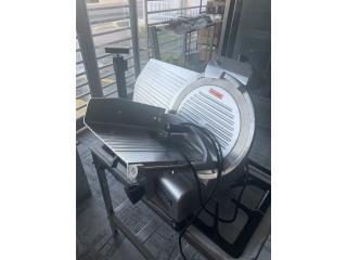 Slicer 12 pulg , Restaurant Equipment and Steel Puerto Rico