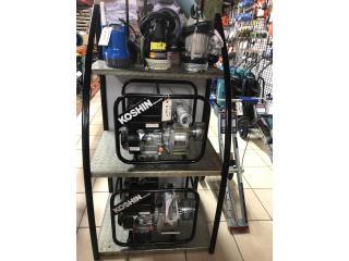 "Koshin Pump 2"" Semi-trash STV 50X , DE DIEGO RENTAL Puerto Rico"
