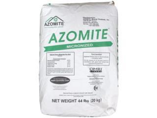 AZOMITE 72 MINERALES PIEDRA VOLCANICA, HYDRO WAREHOUSE PR  Puerto Rico