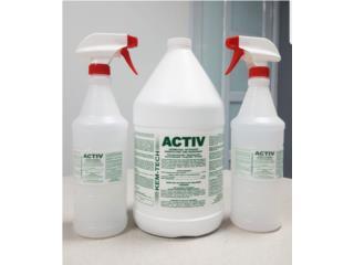 ACTIV Detergente Germicida - Desinfectante, WEUNET.com Puerto Rico
