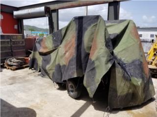 Canva para Camiones Militar , CONSIGNACIONES CMA Puerto Rico