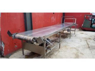 Stainless Steel Conveyor, CONSIGNACIONES CMA Puerto Rico