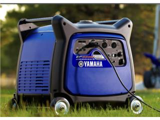 YAMAHA INVERTER 6300 PAGOS $69 DESDE, Energy Powers Solutions Puerto Rico