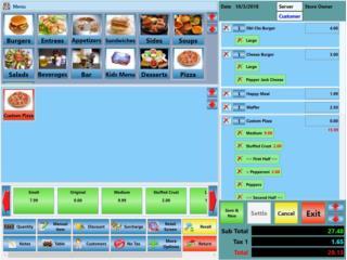 Programa POS Restaurantes No Mens., SmartBase Puerto Rico