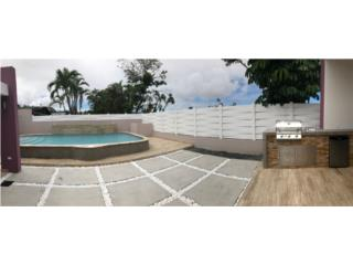 Verja PVC Modelo: Basket-Style, Pro Fence Puerto Rico