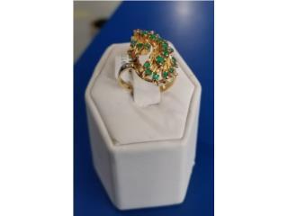 Lady's Stone Ring: 3.4D 14K, La Familia Casa de Empeño y Joyería-Mayagüez 1 Puerto Rico