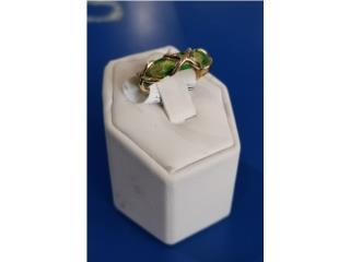 Lady's Gold Ring: 3.7D 14K-Y/G, Ring Size: 7, La Familia Casa de Empeño y Joyería-Mayagüez 1 Puerto Rico