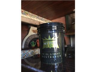 Degreaser vegetal biodegradable 100% , CASTELLANO DISTRIBUTOR Puerto Rico