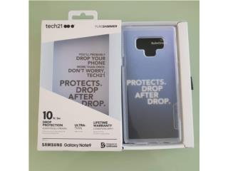 Note 9 cover Tech21 Clear , Cellphone's To Go Puerto Rico