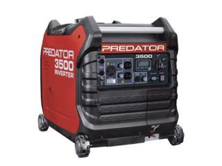 Predator Inverter  3500W Planta Eléctrica , Tech Factory USA Puerto Rico