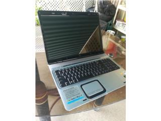 """Liquidación HP Pavillion Windows Vista 17"""", SmartBase Puerto Rico"""