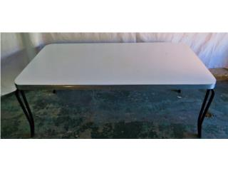 Serious Heavy Duty 1960's Table. Pesa!!! , Mr. Bond Vintage Puerto Rico