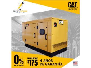 CATERPILLAR PAQUETE TODO INCLUIDO 0% interes, Energy Powers Solutions Puerto Rico