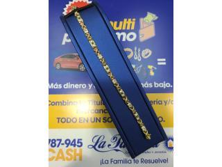 Bracelet 14k 8.0, LA FAMILIA MANATI  Puerto Rico