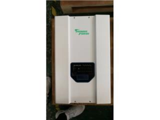 Power inverter 8k 48 Voltios Onda Pura , FIRST TECH SOLAR Puerto Rico