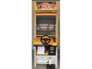 VIDEO GAME CRAZY TAXI, ARTEC Puerto Rico