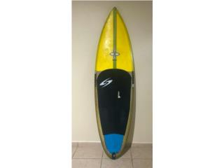 SUP Surf Infinty 7'5 x 24 Full Carbon Mesh, Rock Equipment, Inc. Puerto Rico