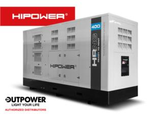 HIPOWER 20kW a 1MG, OUT POWER ENERGY  Puerto Rico