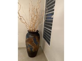 Vase Decorativa, Juan Vargas Puerto Rico
