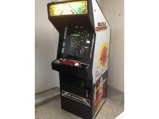 Arcade Game Centipede, Máquinas Arcade Puerto Rico Puerto Rico
