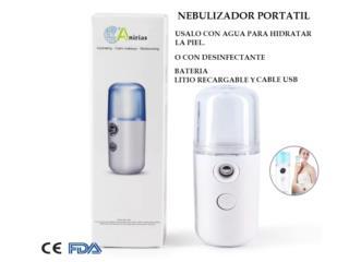 Nebulizador Portátil Disponibles! , Aspiradoras Rainbow P.R Puerto Rico