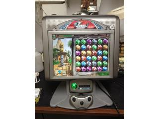 Touchscreen Countertop Video Game, Máquinas Arcade Puerto Rico Puerto Rico