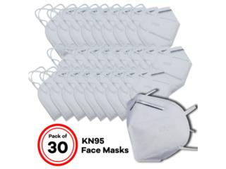 KN95 Protective Mask  - Caja 30 Unidades, WEUNET.com Puerto Rico