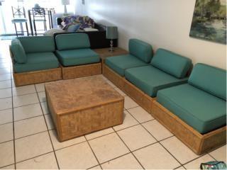 Caguas Puerto Rico Artesanias, Muebles de Sala de Rattan Specialties