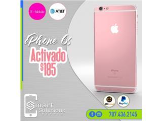 iPhone 6s desbloqueado y con garantia, Smart Solutions Repair Puerto Rico