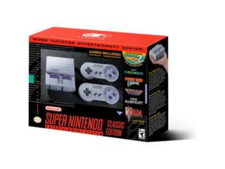 SuperNintendo NES Classic edition, Cashex Puerto Rico