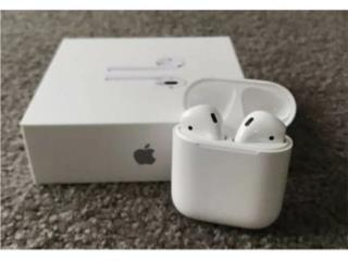 APPLE AIRPODS ORIGINALES ** NUEVOS *** , MEGA CELLULARS INC. Puerto Rico