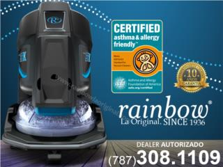Rainbow SRX 2020 Todo P. R, Aspiradoras Rainbow P.R Puerto Rico