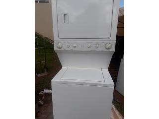 Combo analogo de lavadora y secadora 220v gra, ANROD NATIONAL EXPORT INC. Puerto Rico