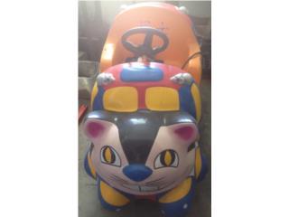 Kiddie Ride, Máquinas Arcade Puerto Rico Puerto Rico