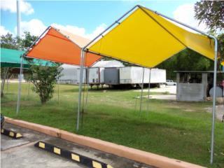 TOLDOS DE COLORES, Pepino Canopy's Puerto Rico