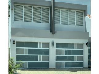 MODELOS MODERNOS COMBINADOS A TU HOGAR, PUERTO RICO GARAGE DOORS INC. Puerto Rico