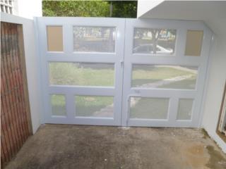 Portón (verjas) de Seguridad, EXOTIC SECURITY WINDOWS Puerto Rico