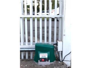 Portones electricos venta instalacion repar, Rivera Home Service Puerto Rico