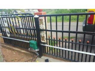 Portones electricos venta instalacion repar , Rivera Home Service Puerto Rico