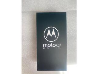 Motorola G8 Plus 64gb Factory Unlock , Cellphone's To Go Puerto Rico