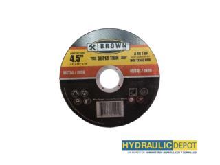 Disco 4 1/2, Hydraulic Depot/GMC Rentals Puerto Rico