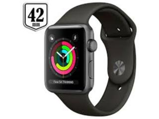 APPLE WATCH SERIE 3 42MM $289.00, MEGA CELLULARS INC. Puerto Rico