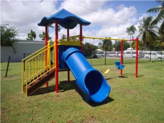 Equipo de Juego: PRO-KIDS-1, Pro Fence Puerto Rico